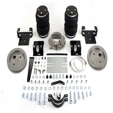 Air Lift 89275 LoadLifter 5000 Ultimate Plus Kit with stainless steel air lines