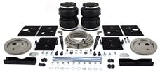 Air Lift 89289 LoadLifter 5000 Ultimate Plus Kit with stainless steel air lines