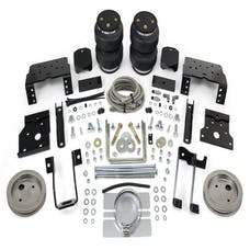 Air Lift 89396 LoadLifter 5000 Ultimate Plus Kit with stainless steel air lines