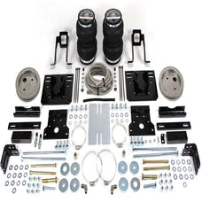 Air Lift 89398 LoadLifter 5000 Ultimate Plus Kit with stainless steel air lines