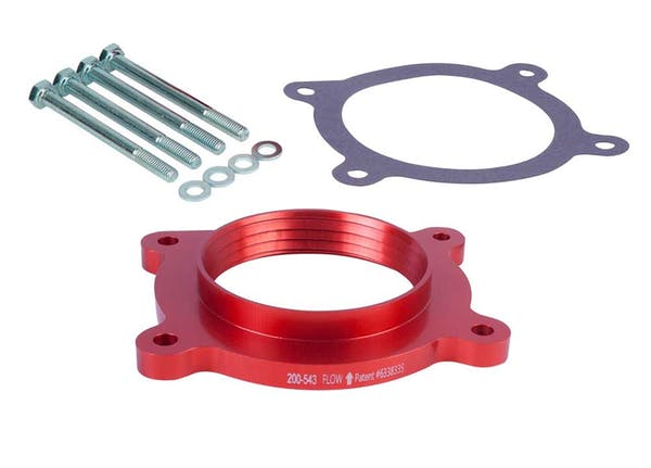 Airaid 200-543 PowerAid® Throttle Body Spacer