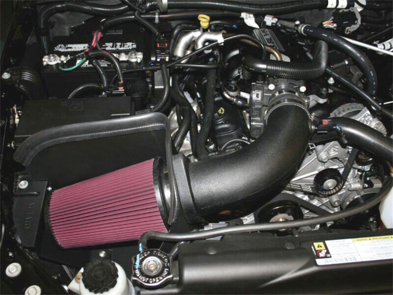 AIRAID 302-277 AIRAID MXP Series Cold Air Dam Intake System