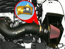 AIRAID 450-172 Performance Air Intake System