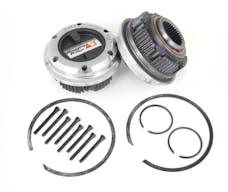 Alloy USA 15001.97 Axle Locking Hub Kit; Manual; 99-08 Dodge/Ford Trucks; for Dana 70