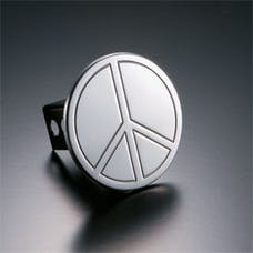 AMI Styling 1007 AMI Peace Sign Hitch Cover