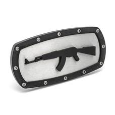 AMI Styling 1044K AK-47 Hitch Cover