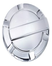 AMI Styling 6059P AMI Striker Style Billet Fuel Dr 6 1/4in. Ring O.D. No Door-Polished