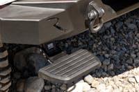 AMP Research 75321-01A Jeep Wrangler JL BedStep Bumper Step