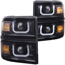 Anzo 111302 Projector Headlight Set