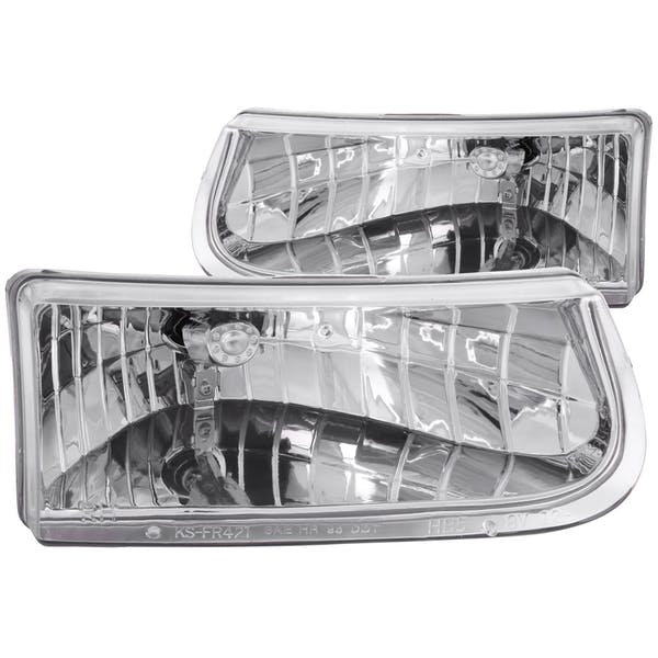 AnzoUSA 111038 Crystal Headlights