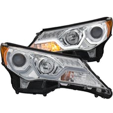 AnzoUSA 111333 Projector Headlights