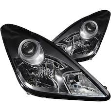 AnzoUSA 121122 Crystal Headlights Black