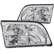 AnzoUSA 121145 Crystal Headlights