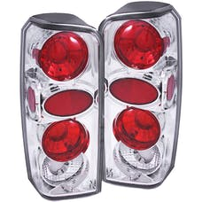 AnzoUSA 211101 Jeep Cherokee Taillights Chrome