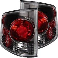 AnzoUSA 211165 Taillights Dark Smoke 3D Style