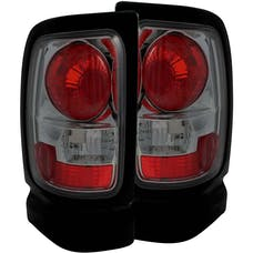 AnzoUSA 211171 Taillights Smoke