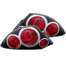 AnzoUSA 221081 Taillights Black
