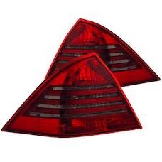 AnzoUSA 221151 Taillights Red/Smoke