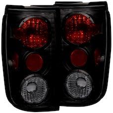 AnzoUSA 221184 Taillights Smoke