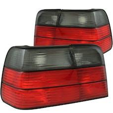 AnzoUSA 221200 Taillights Red/Smoke