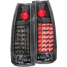 AnzoUSA 311006 LED Taillights Black