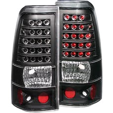 AnzoUSA 311012 LED Taillights Black