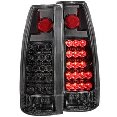AnzoUSA 311059 LED Taillights Black