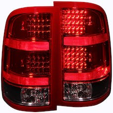 AnzoUSA 311090 LED Taillights Black