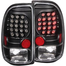 AnzoUSA 311101 LED Taillights Black