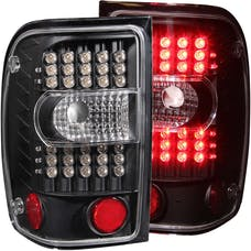 AnzoUSA 311107 LED Taillights Black