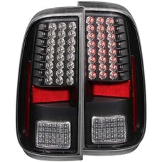 AnzoUSA 311127 LED Taillights Black