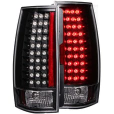 AnzoUSA 311142 LED Taillights Black G4