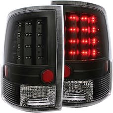 AnzoUSA 311144 LED Taillights Black