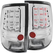 AnzoUSA 311146 LED Taillights Chrome