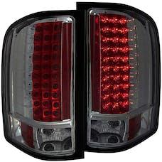 AnzoUSA 311159 LED Taillights Smoke