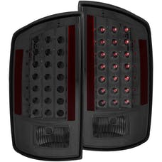 AnzoUSA 311164 LED Taillights Smoke