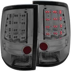AnzoUSA 311165 LED Taillights Smoke