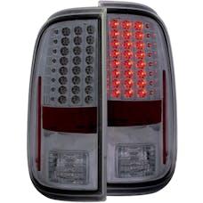 AnzoUSA 311169 LED Taillights Smoke