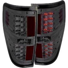 AnzoUSA 311170 LED Taillights Smoke