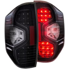 AnzoUSA 311233 LED Taillights Black