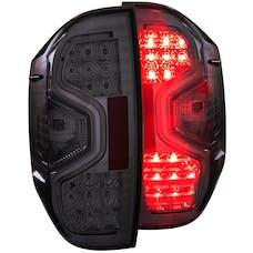 AnzoUSA 311234 LED Taillights Smoke