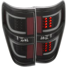 AnzoUSA 311257 LED Taillights Black