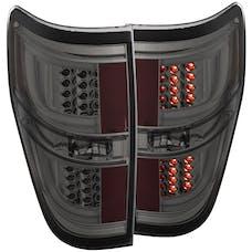 AnzoUSA 311258 LED Taillights Smoke