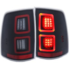 AnzoUSA 311273 LED Taillights Black