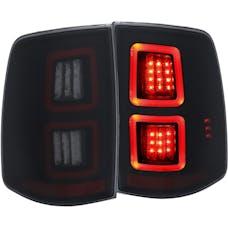 AnzoUSA 311274 LED Taillights Smoke