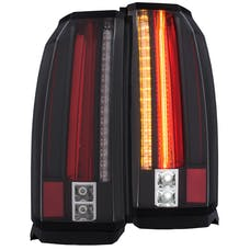 AnzoUSA 311275 LED Taillights Black