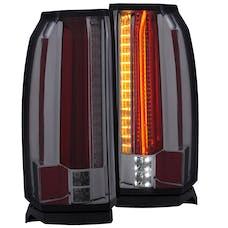 AnzoUSA 311276 LED Taillights Smoke