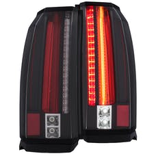AnzoUSA 311278 LED Taillights Black