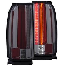 AnzoUSA 311279 LED Taillights Smoke
