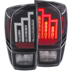 AnzoUSA 311281 LED Taillights Black